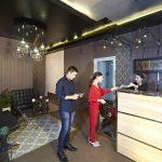 melbourne suites lobby